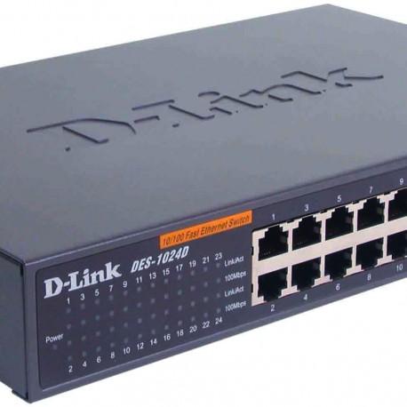 D-link Gigabit-switch
